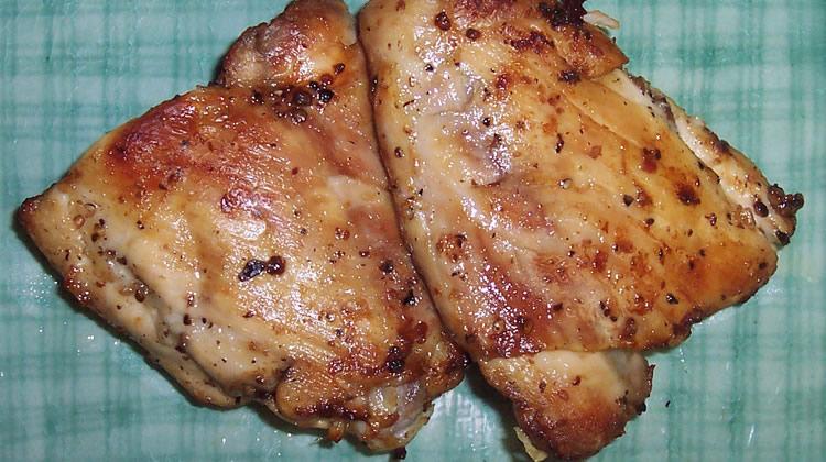 Easy slow roasted chicken thighs – Ketovangelist