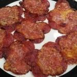 Keto Pizza Chips