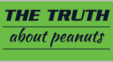 The truth about peanuts