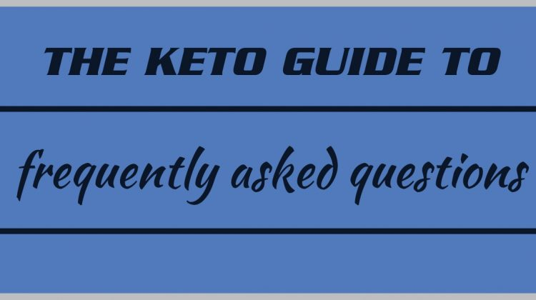 The Keto Guide to Frequently Asked Questions