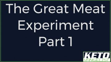 The Great Meat Experiment, part 1