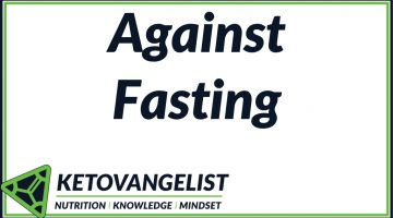 Against Fasting