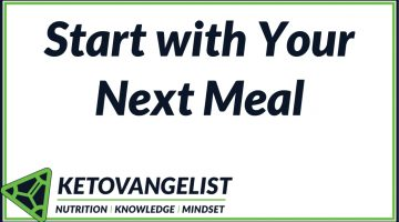 Start With Your Next Meal