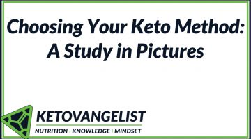 Choosing Your Keto Method: A Study in Pictures