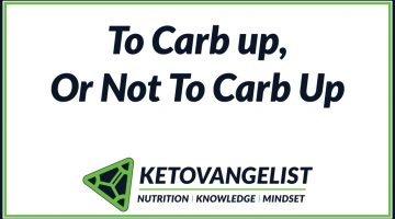 To carb up, or not to carb up