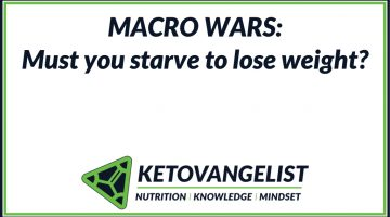 Macro Wars: Must You Starve to Lose Weight?
